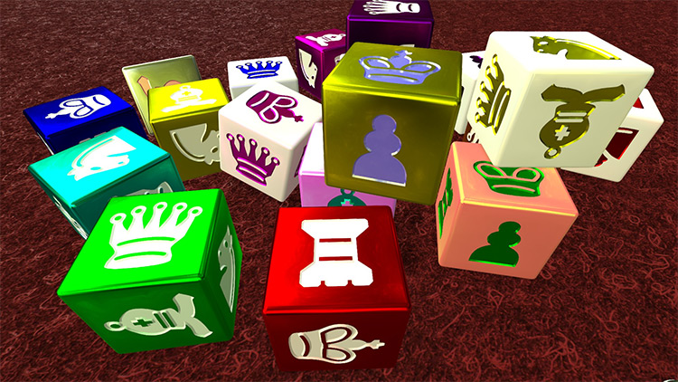 RPG Dice Collection Tabletop Simulator mod