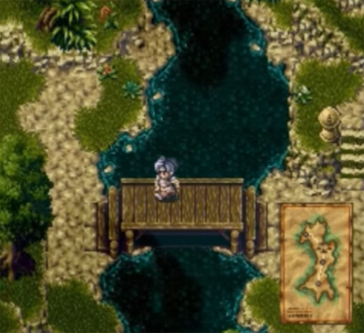 Star Ocean Super Famicom RPG