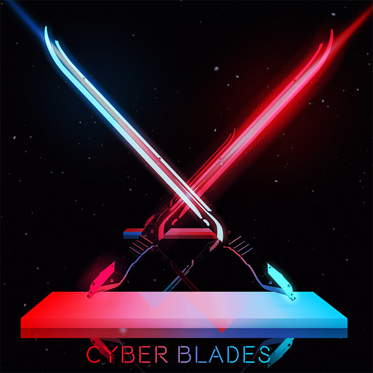 Cyber Blade in Beat Saber