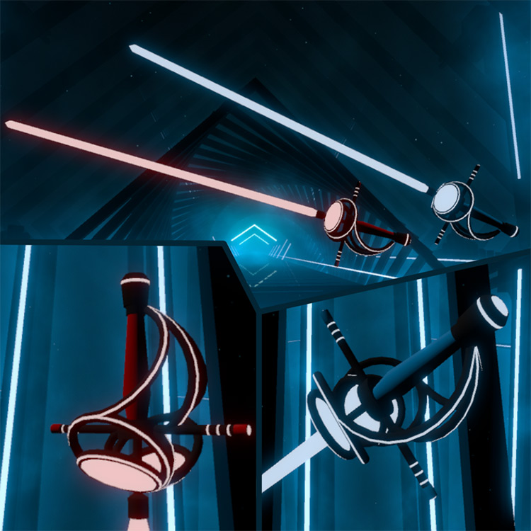 Pappenheimer mod for Beat Saber