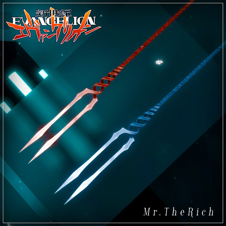 Lances of Longinus in Beat Saber