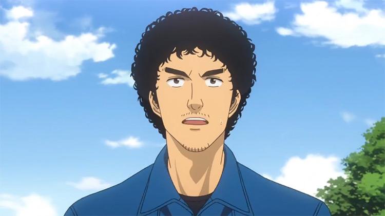 Mutta Nanba Space Brothers anime screenshot