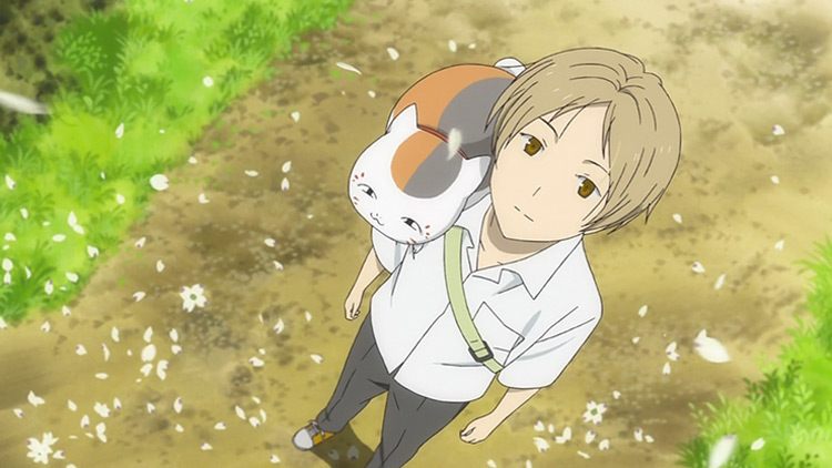 Takashi Natsume from Natsume's Book of Friends