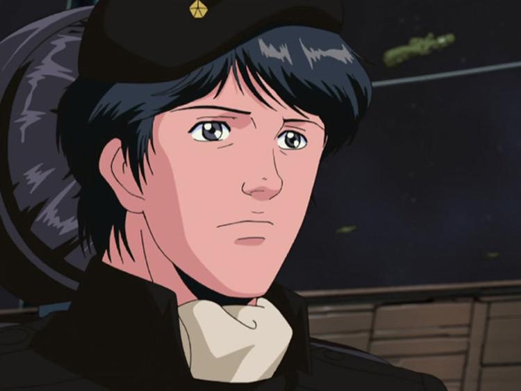 Yang Wen-Li in Legend of the Galactic Heroes anime