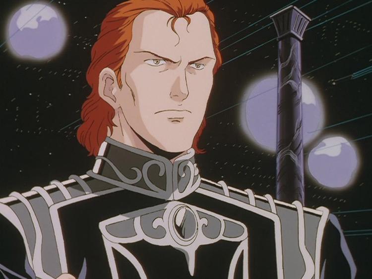 Josef Bittenfeld in Legend of the Galactic Heroes