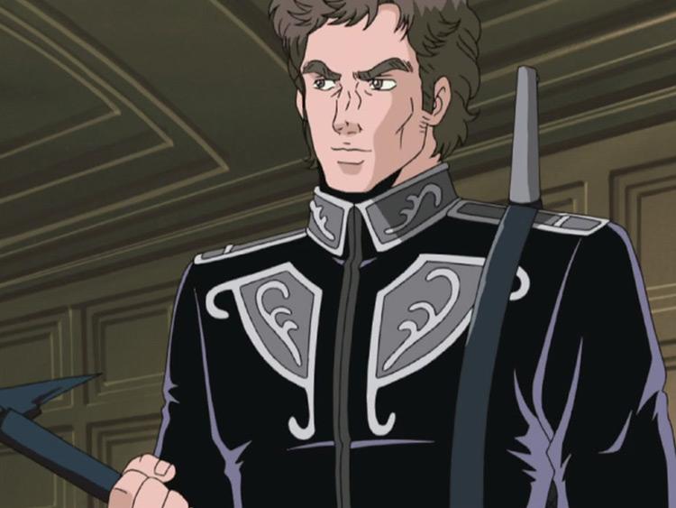 Walter von Schönkopf LOGH anime screenshot