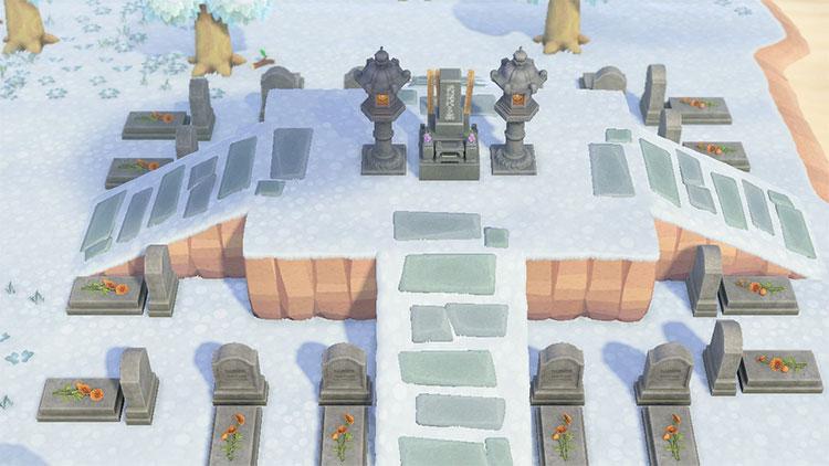 Mega Tomb Incline Idea - New Horizons