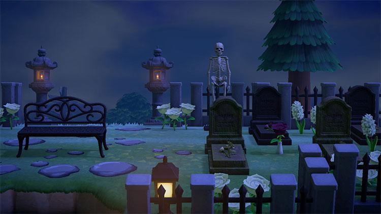 Hilltop Cemetery Design for New Horizons