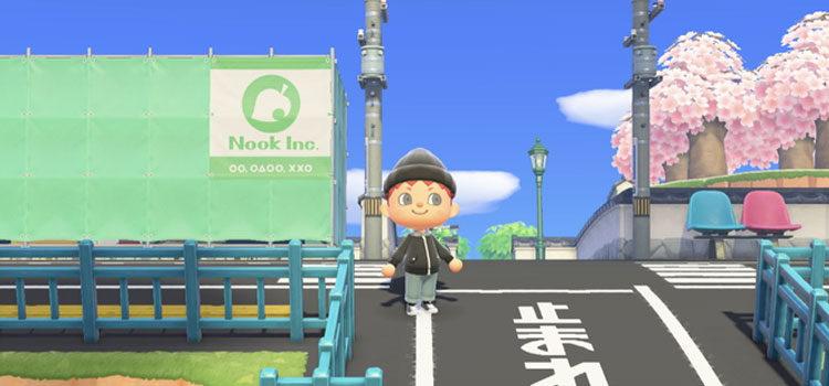 20 Japanese Island Design Ideas For Animal Crossing: New Horizons
