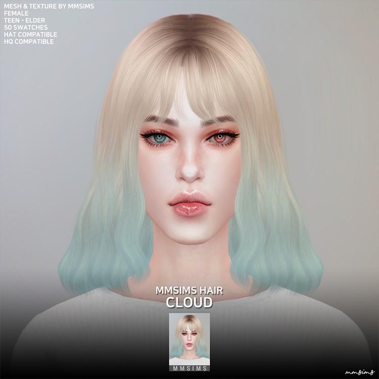 Cloud Sims 4 CC screenshot