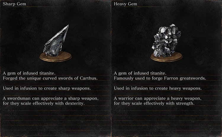 Single-Scaling Physical Infusions in DS3