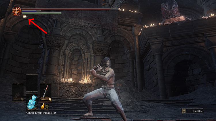 Blessed Dark Souls 3