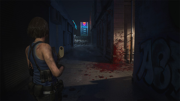 More Investigation mod for RE3R