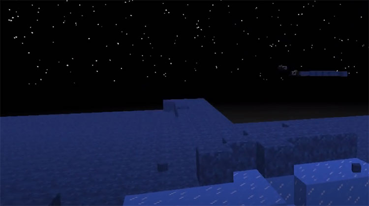 Minecraft 4Space Mod Preview