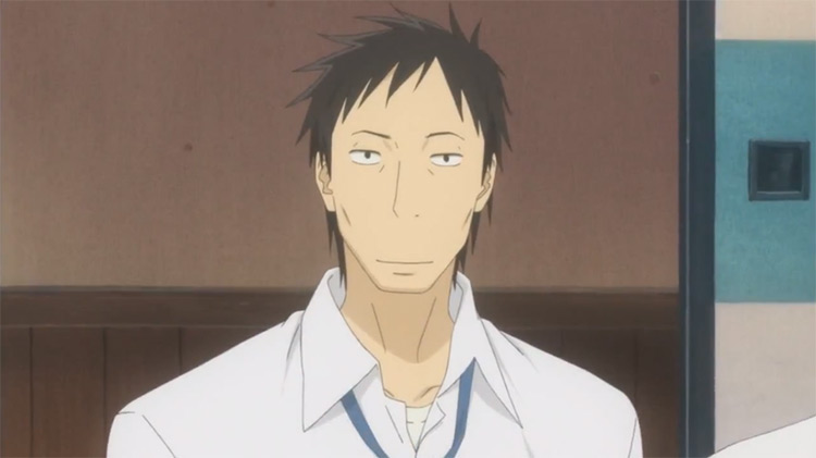 Daikichi Kawachi in Usagi Drop anime