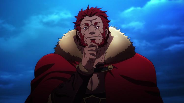 Iskandar from Fate/Zero anime