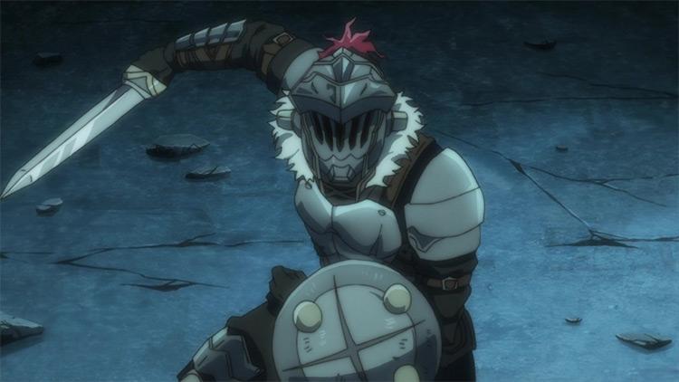 Goblin Slayer in Goblin Slayer anime