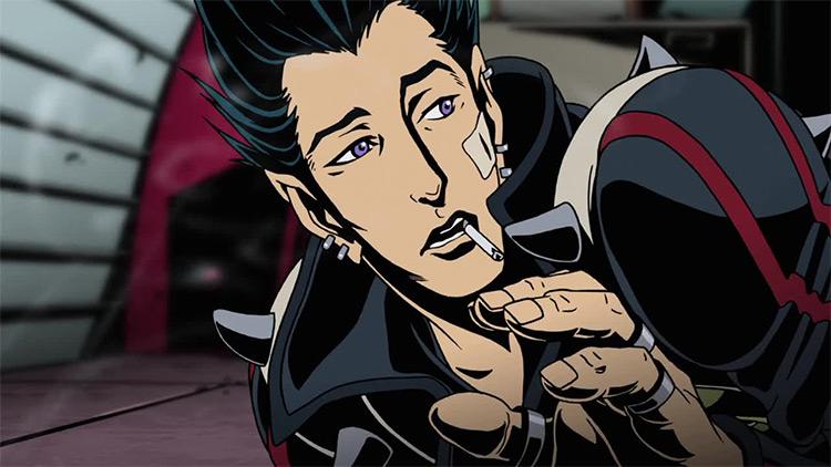 Sweet JP Redline anime screenshot