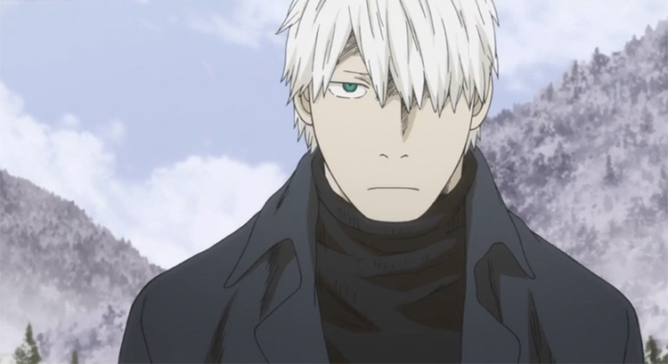 Mushishi anime screenshot
