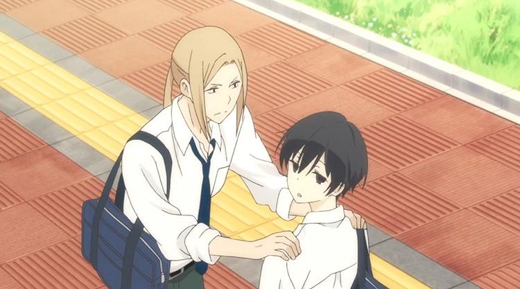 Tanaka-kun is Always Listless anime
