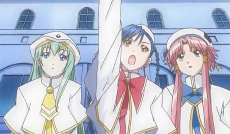 Aria anime screenshot