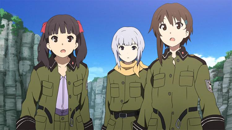 Sound of the Sky anime
