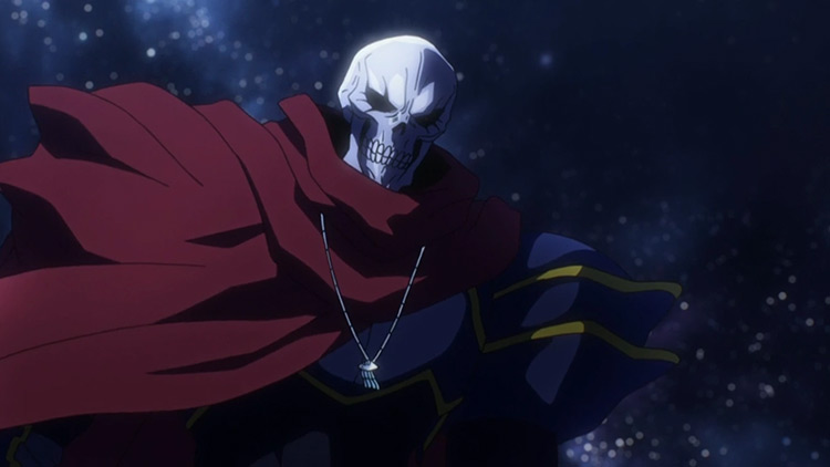 Momonga from Overlord anime