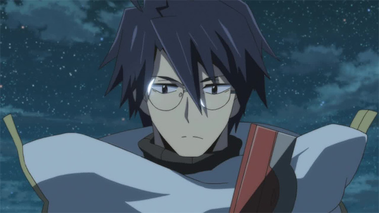Shiroe from Log Horizon anime