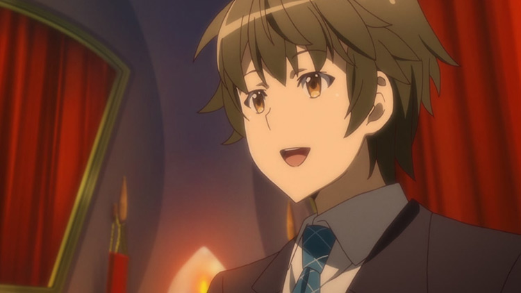 Shinichi Kanou Outbreak Company anime screenshot