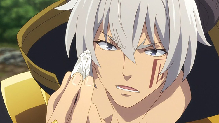 Diablo from How Not to Summon a Demon Lord anime