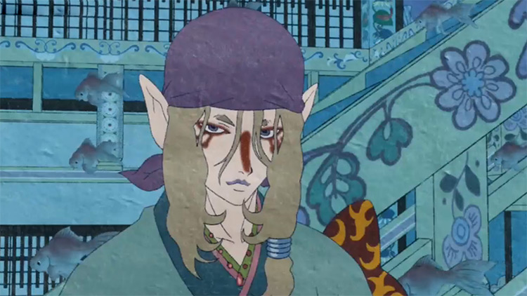 Kusuriuri from Mononoke anime