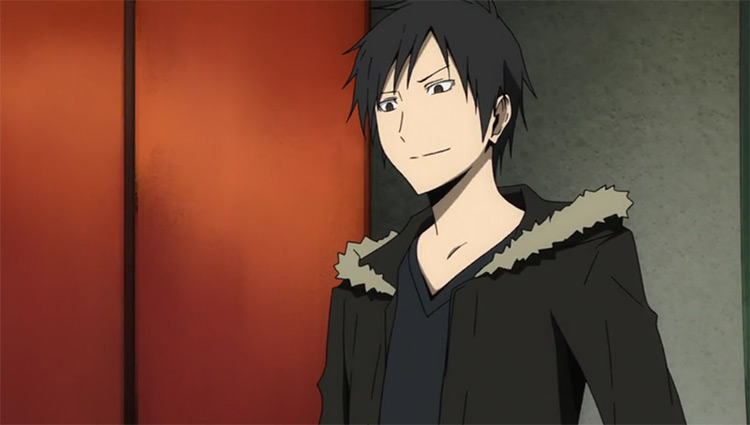 Izaya Orihara from Durarara anime