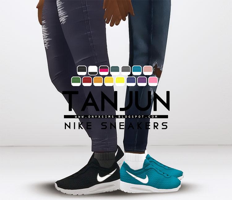 Nike Tanjun Sneakers CC - TS4