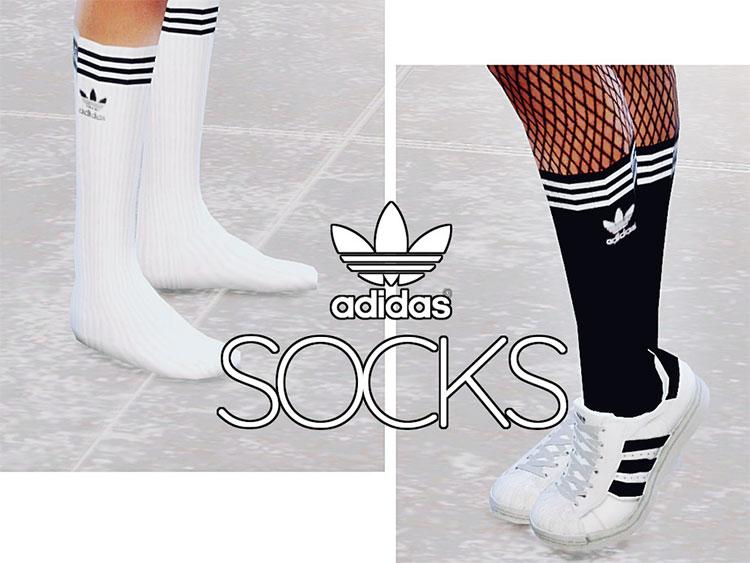 Adidas Calf Length Sock CC