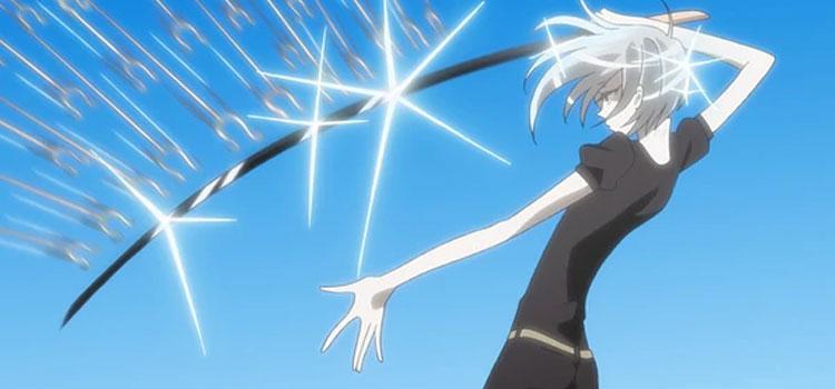 Anime ONA Screenshot - Land of the Lustrous