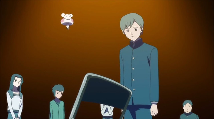 Bokurano: Ours anime screenshot