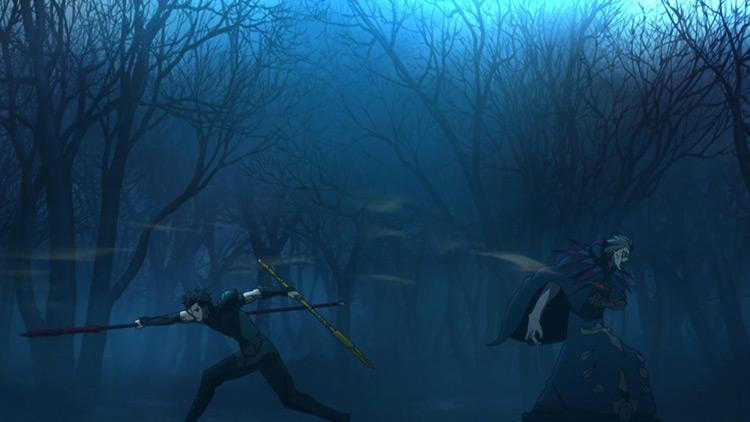 Fate/Zero anime screenshot