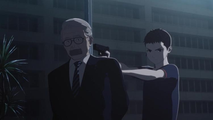 Ajin anime screenshot