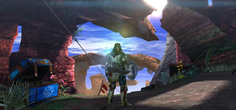 Monster Hunter 4 Screenshot for 3DS