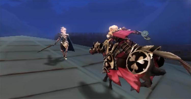 Fire Emblem Fates 3DS gameplay