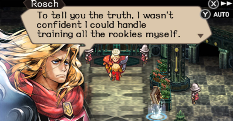Radiant Historia: Perfect Chronology gameplay