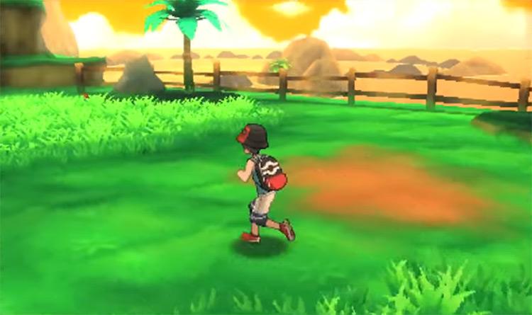Pokémon Ultra Sun & Ultra Moon screenshot