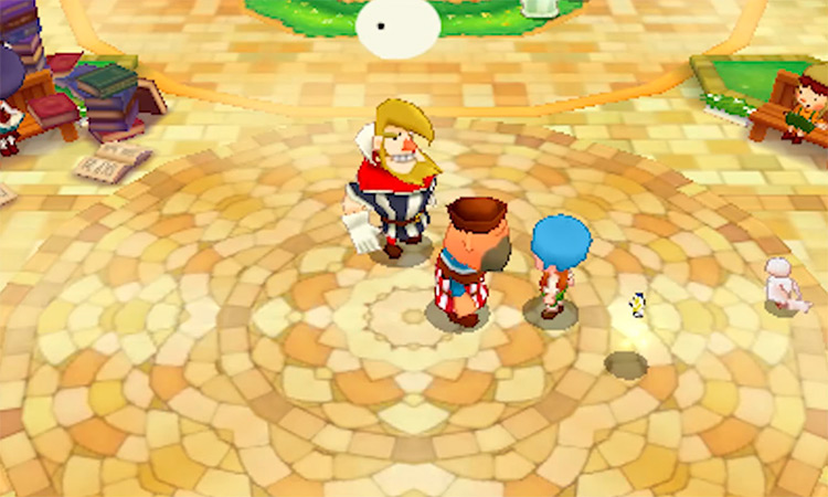 Fantasy Life gameplay