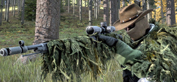 Dayz Mod Preview from Arma 2