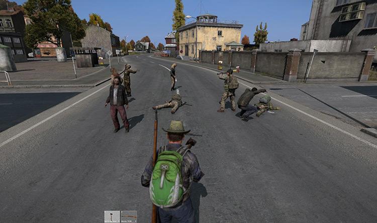 DayZ mod for Arma 2