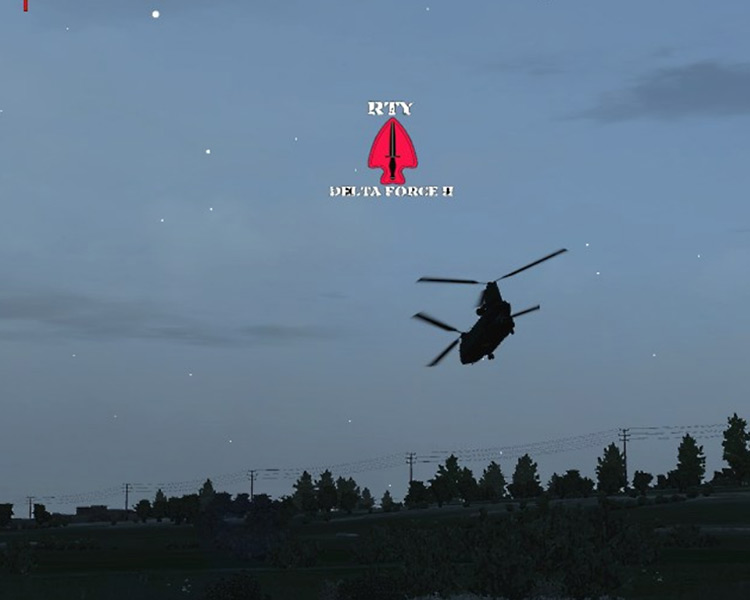 Delta Force II mod for Arma 2