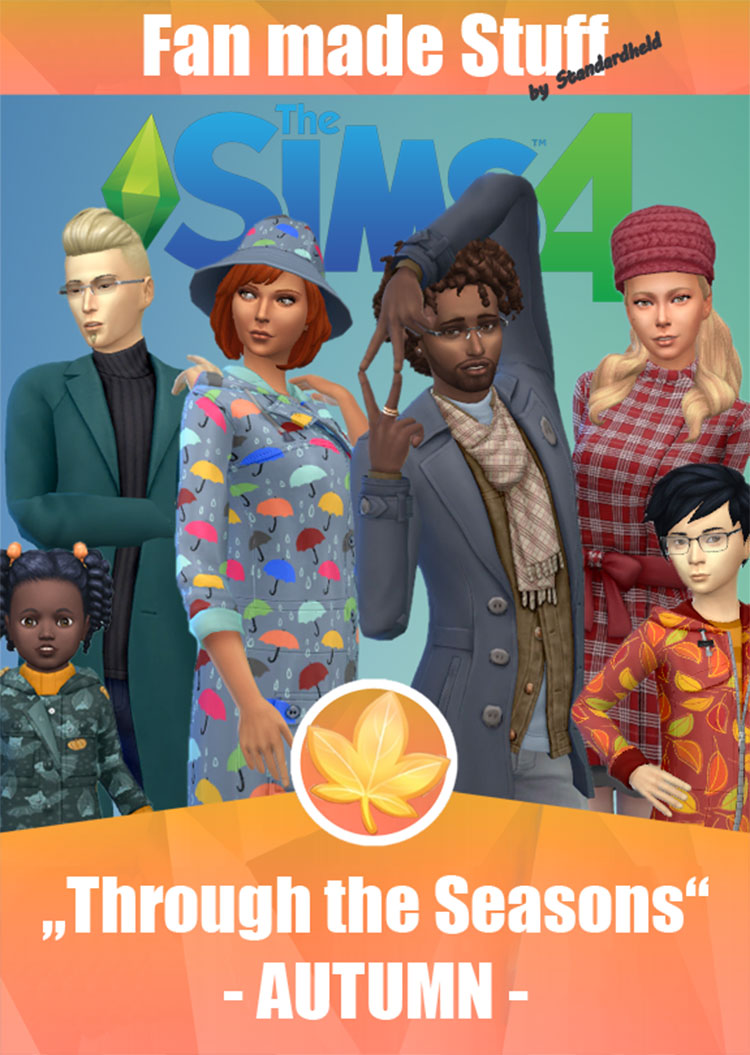 Seasons Fan-made Stuff Pack TS4 Preview