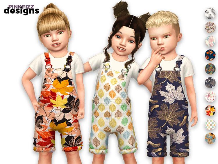 Little Junior Autumn Overalls CC