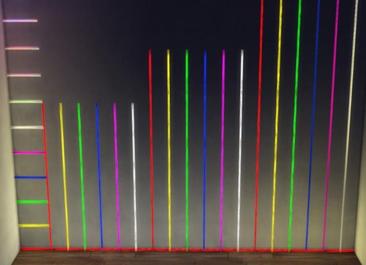 Small Strip Lights Sims 4 CC
