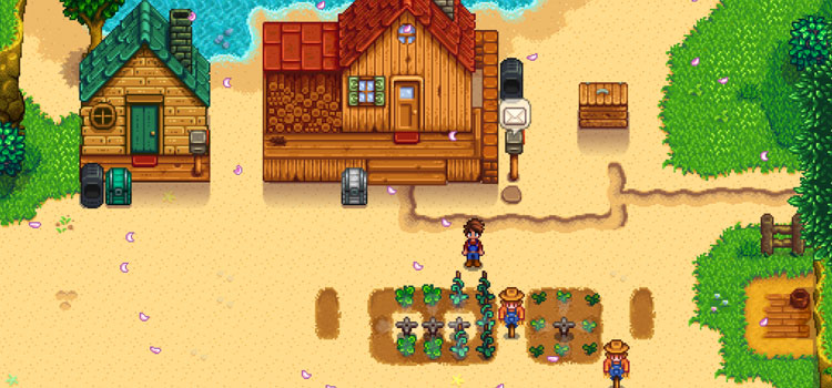 Stardew Valley Screenshot Preview